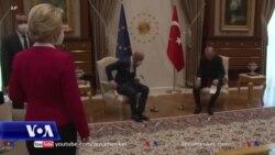 Shkelje protokolli në takimin BE-Ankara