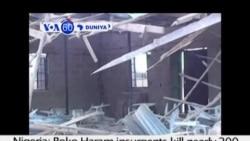VOA60 DUNIYA: Tawagar Yan Mata Kwallon Kafa Amurka Sun Lashe Gasar Cin Kofin Duniya Sau 3, Yuli 06, 2015
