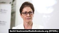 Марі Йованович представила американського радника на зустрічі в Міноборони України