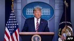 Shugaba Donald Trump