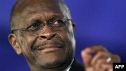 Ứng cử viên tổng thống Herman Cain của Đảng Cộng hòa