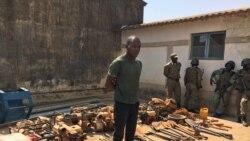 Polícia moçambicana desmantela rede de garimpeiros em Manica