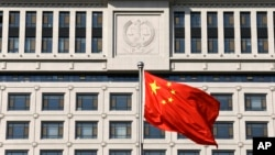 中国当地一家法院大楼