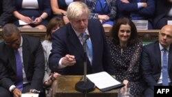 پارلمان بریتانیا به درخواست بوریس جانسون تا ۱۴ اکتبر (۲۲ مهر) به تعلیق در آمده است.