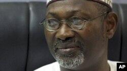 Shugaban Hukumar zabe mai zaman kanta a Najeriya, (INEC) Attahiru Jega.