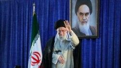အီရန္ေခါင္းေဆာင္ Khamenei ကို ကန္ဒဏ္ခတ္