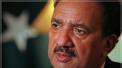 وزير کشور پاکستان از طالبان برای حفظ آرامش در روز عاشورا تشکر کرد