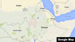 Benishangul-Gumuz, Ethiopia