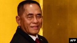 印度尼西亚国防部长利亚米萨特
