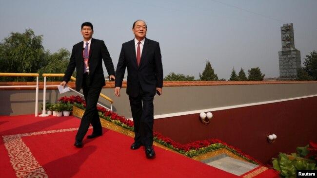 中国国务院任命澳门政府新官员引发关注