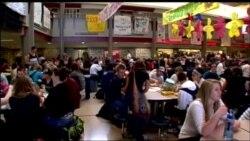 Más tiempo para el almuerzo escolar