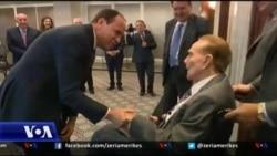 Presidenti i Shqipërisë nderon Senatorin Bob Dole