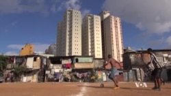Joy of World Cup Evades Sao Paulo Shantytown