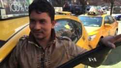 New York Cabbies Reflect City's Diversity