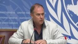 聯合國人權事務高級專員敦促香港當局保持克制
