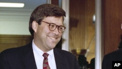 威廉.巴尔(1991年11月12日资料照片)