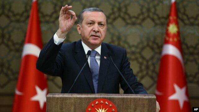 លោក Erdogan នៅតែបន្តខិតខំប្រឹងប្រែងដើម្បីកាន់អំណាចបន្តទៀតនៅតួកគី