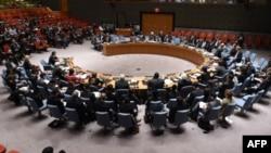 Le Conseil de sécurité (AFP)