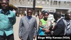 Ambassadeur Remy Barampama aserukira Uburundi muri Kenya