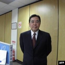 台湾外交部发言人陈铭政