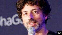 Người đồng sáng lập của Google Sergey Brin.