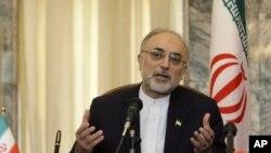 علی اکبر صالحی، وزیر امور خارجه ایران