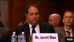 جرت بلانک، معاون همآهنگ کننده ارشد آمریکا در اجرای برجام