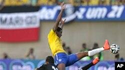 Le Brésil.