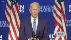 انتخابات ۲۰۲۰ - سخنرانی جو بایدن یک روز پس از انتخابات