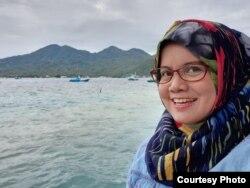 Imelda Zuhiada, Direktur Mitra Wacana WRC Yogyakarta. (Foto courtesy: pribadi)