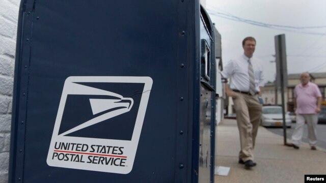Kantor Pos di Amerika Serikat terancam kebangkrutan dengan kerugian sekitar US$25 juta per hari karena orang sekarang lebih memilih berkomunikasi lewat Internet. (Foto: Dok)