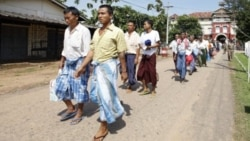 Hope For Political Prisoners In Burma