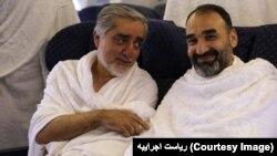 عبدالله رئیس اجرائیه افغانستان هفتۀ گذشته یک سفر رسمی به عربستان سعودی داشت