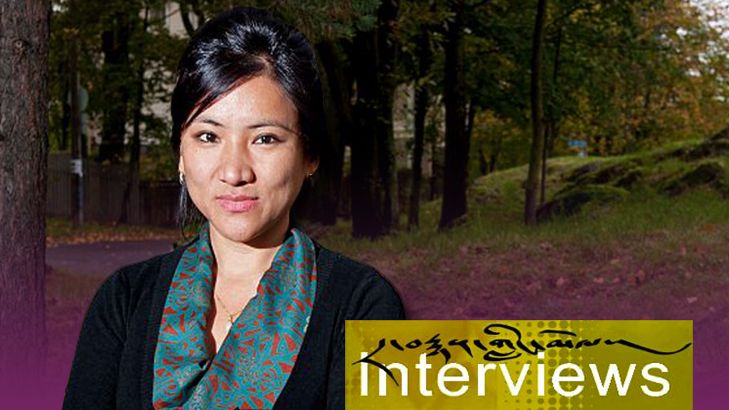 VOA Interviews: Tenzin Dhardon Sharling, Tibetan Women's Rights Advocate