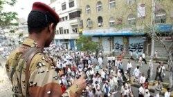 دست کم ۱۳ نفر در نا آرامی های يمن کشته شدند