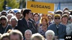 Berlin'de Eyalet Parlamentosu Seçimleri İçin Geri Sayım