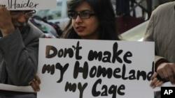 سول سوسائٹی کا جبری گمشدگیوں کے خلاف احتجاج، فائل فوٹو