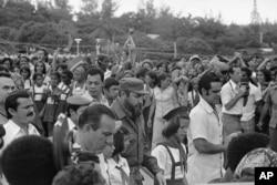 古巴前領導人卡斯特羅
