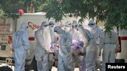 COVID-19) outbreak in Yangon, Myanmar