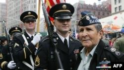 День Ветеранов, Нью-Йорк