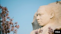 Пам'ятник Мартіна Лютера Кінґа у Вашингтоні