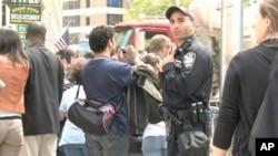 紐約市警方加強戒備