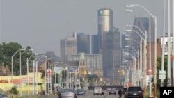 El centro de Detroit ha sido afectado por el apagón, cuya causa en aún desconocida.