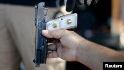 Tragedi penembakan telah menyebabkan pihak kepolisian Korea Selatan mengumumkan rencana untuk lebih memperketat peraturan kepemilikan senjata, yang sudah ketat di negara itu (Foto: ilustrasi).