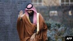 ေဆာ္ဒီအိမ္ေရွ ့မင္းသား Mohammed bi Salman