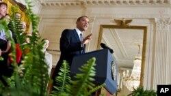 Tổng thống Obama trình bày hoạch định nhằm gia hạn biện pháp giảm thuế cho giới trung lưu