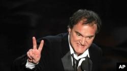 Quentin Tarantino récompensé pour le film Django