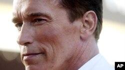 Arnold Schwarzenegger akan membintangi enam film setelah turun dari kursi gubernur. (Foto: AP)
