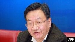 Thứ trưởng Thương mại Trung Quốc Khương Tăng Vĩ