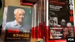 香港第30届国际书展7月17日在湾仔会展中心开幕 (美国之音海彦拍摄)